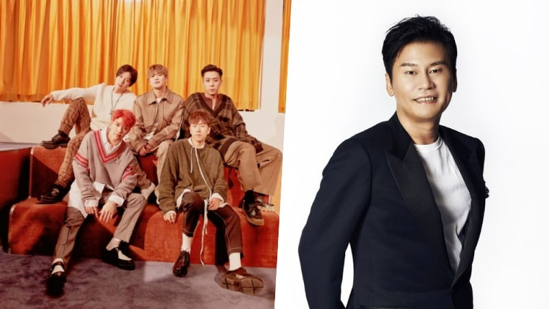 SECHSKIES Thanks Yang Hyun Suk For All The Support He Gave For Their New Album