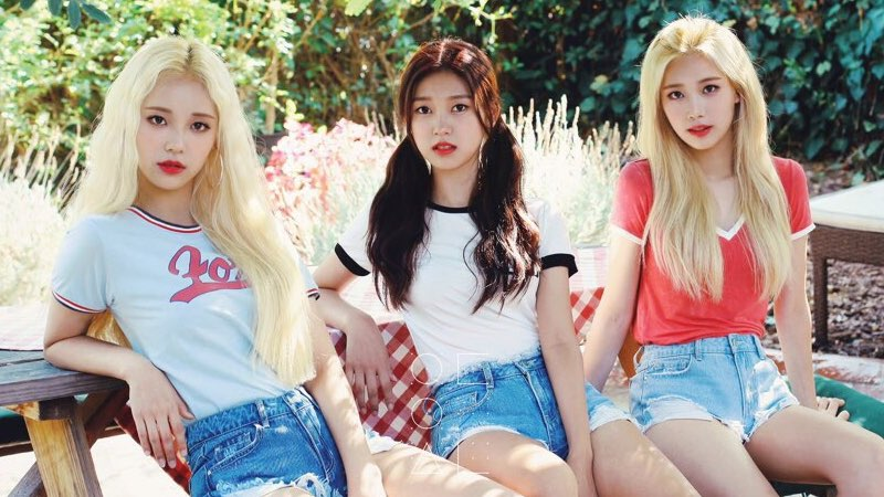 LOONA Unit Odd Eye Circle Achieves Impressive Results On iTunes Charts