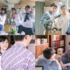 "Cast Of ""Girls' Generation 1979"" Fool Around On Set In Behind-The-Scenes Stills"