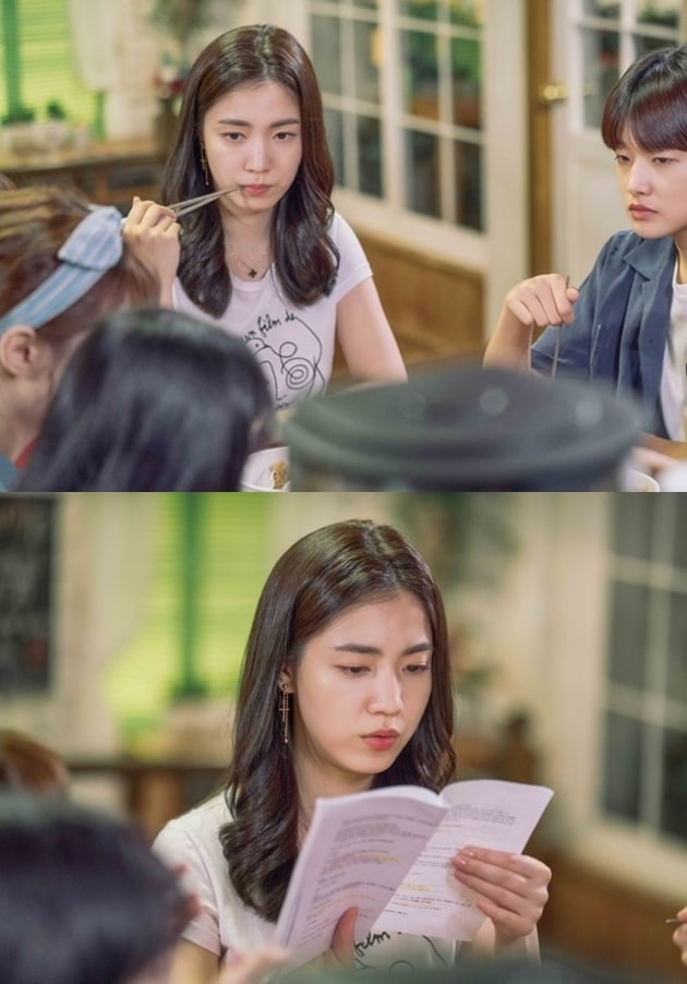 """ryu hwayoung makes strong comeback to """"age of youth """" warm"""