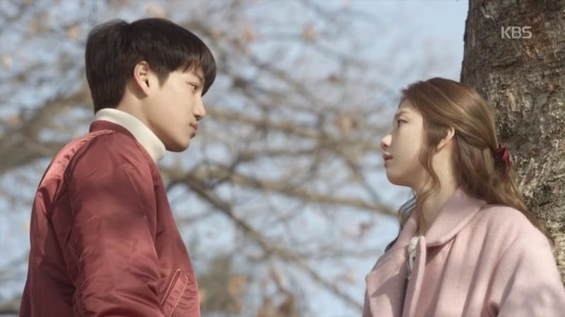 "Watch: EXO's Kai Meets Kim Jin Kyung For The First Time In New ""Andante"" Teaser"