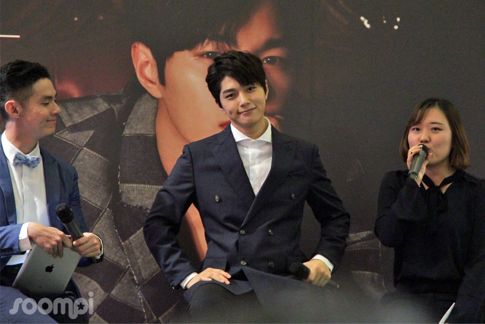 INFINITEs L On Becoming Kim Myung Soo + Highlights Of His Fan Meeting In Singapore
