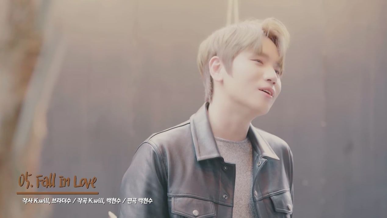 Listen: K.Will Releases Beautiful Highlight Medley For Upcoming Fall Album