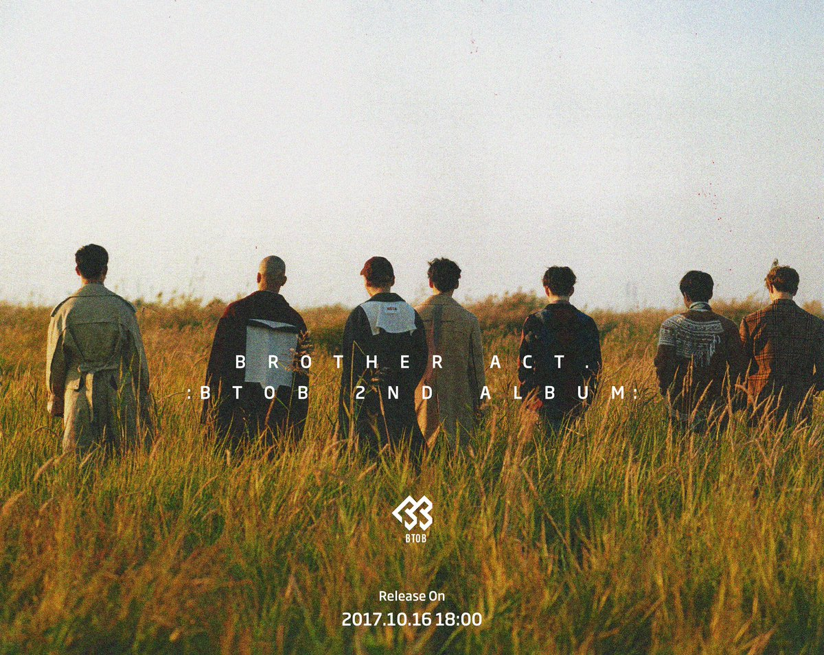 BTOB Shares First Teaser For Comeback With Full-Length Album