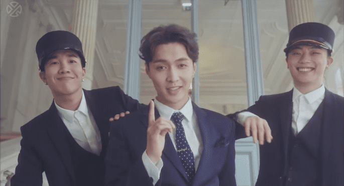 Watch: EXOs Lay Answers His Own Question With Special Pre-Release I NEED U