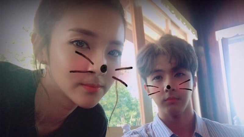 Sandara Park And Her Brother Thunder Travel Back To The Philippines Together