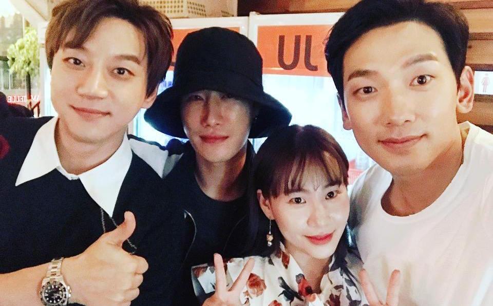 "San E, Hwang Chi Yeol, And Urban Zakapa's Jo Hyun Ah Confirmed To Join Rain As Mentors On ""The Unit"""