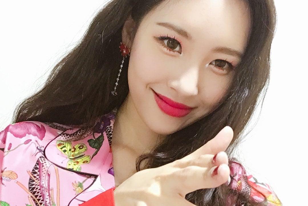 "Sunmi Takes 5th Win With ""Gashina"" On ""Inkigayo"""