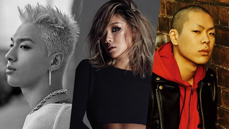 BIGBANGs Taeyang, CL, And Oh Hyuk To Star In tvN Music Variety Show