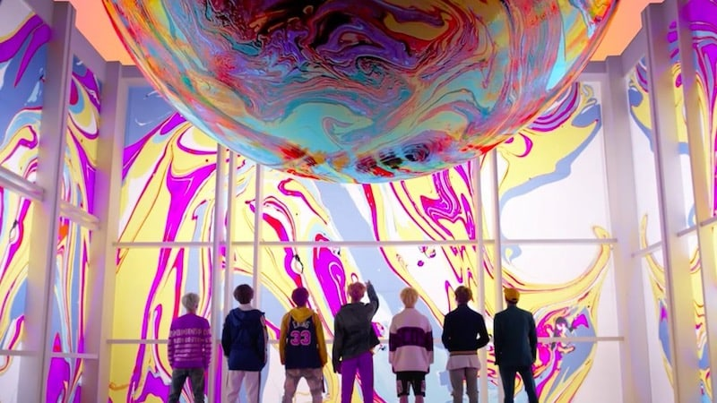 "BTS Dominates With ""DNA""; Soompi's K-Pop Music Chart 2017, October Week 3"