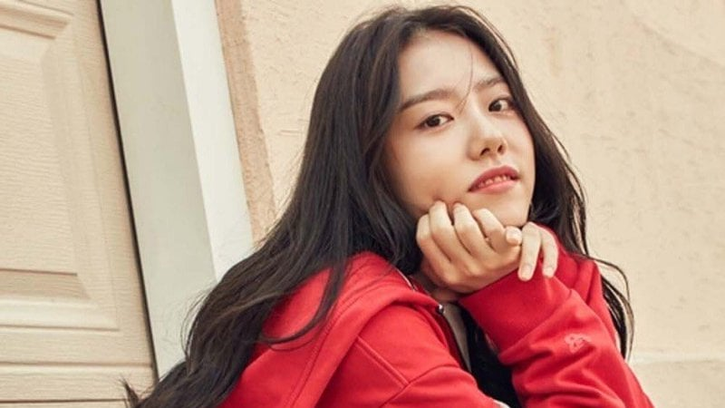 Kim Sohye Participates In Script Reading For Her First Drama