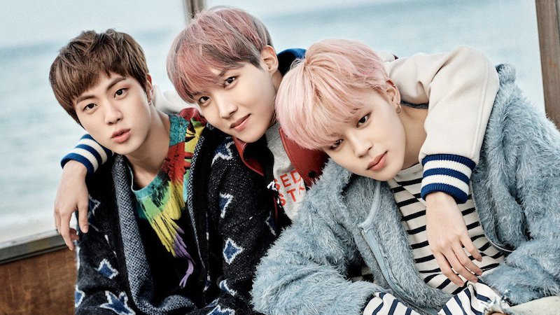 """BTS's Jin, J-Hope, And Jimin To Be Special MCs On """"M!Countdown"""""""