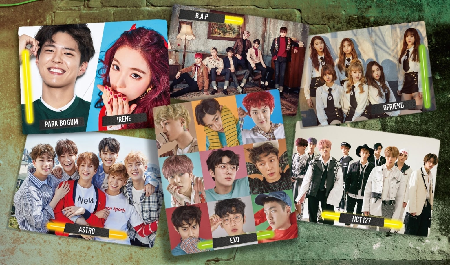 """Watch: EXO, B.A.P, GFRIEND, NCT 127, And ASTRO Perform At """"Music Bank In Jakarta"""""""