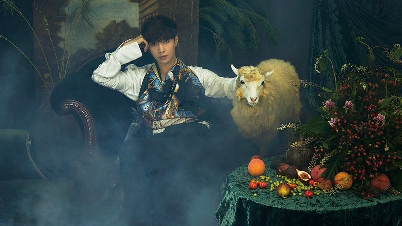 EXOs Lay Reveals Brand New Teasers, Title, And Release Date Of 2nd Solo Album