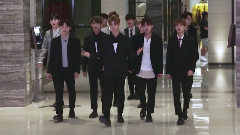 "Wanna One's Web Variety Show ""Wanna City"" To Air On TV, In Consideration For 2nd Season"