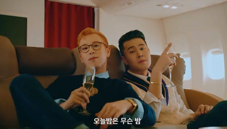Watch: Block Bs P.O Enjoys A MENz NIGHT In Solo Debut MV