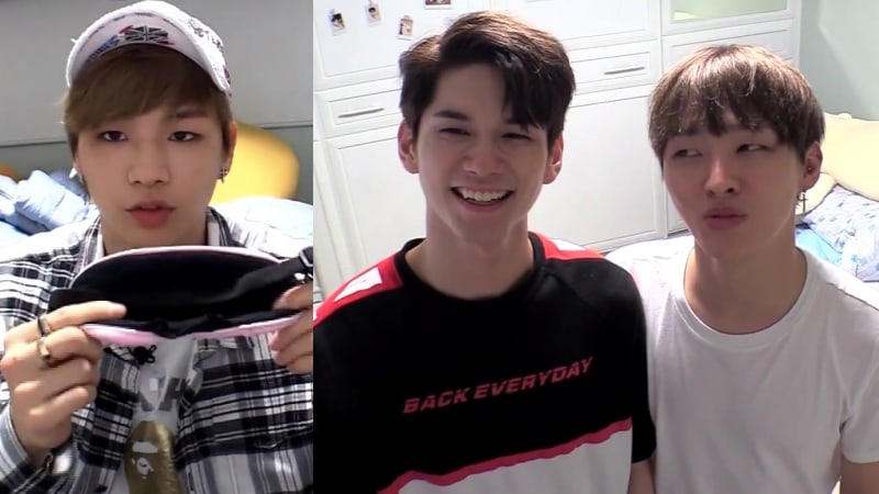 "Watch: ""It's Dangerous Beyond the Blankets"" Teases Chuseok Special Including Unreleased Clips"