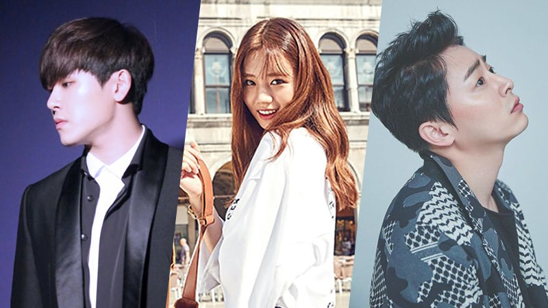 Hoya To Join Girl's Day's Hyeri And Jo Jung Suk In New Drama