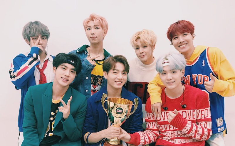"""Watch: BTS Grabs 2nd Win For """"DNA"""" On """"Show Champion,"""" Performances By PENTAGON And More"""