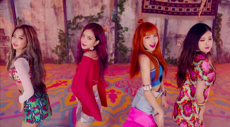 """BLACKPINK's """"As If It's Your Last"""" MV Reaches 150 Million Views In Record Time For K-Pop Groups"""