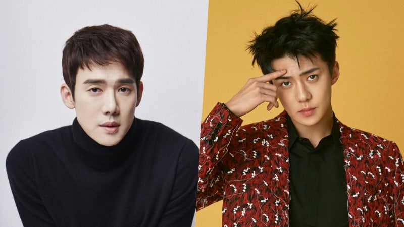 Yoo Yeon Seok To Be First Guest On Netflix Variety Show, EXO's Sehun To Reportedly Join Cast
