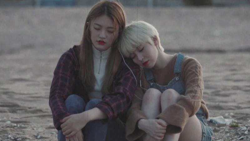 """Watch: DIA's Yebin And Somyi Drop MV For """"Seoraksan In October"""" Ahead Of Participation In """"The Unit"""""""
