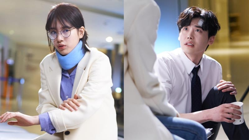 """While You Were Sleeping"" Hints At Suzy And Lee Jong Suk's Changing Relationship With New Stills"