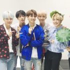 """Watch: BTS Takes 3rd Win For """"DNA"""" On """"M!Countdown,"""" Performances By B1A4, PENTAGON, And More"""
