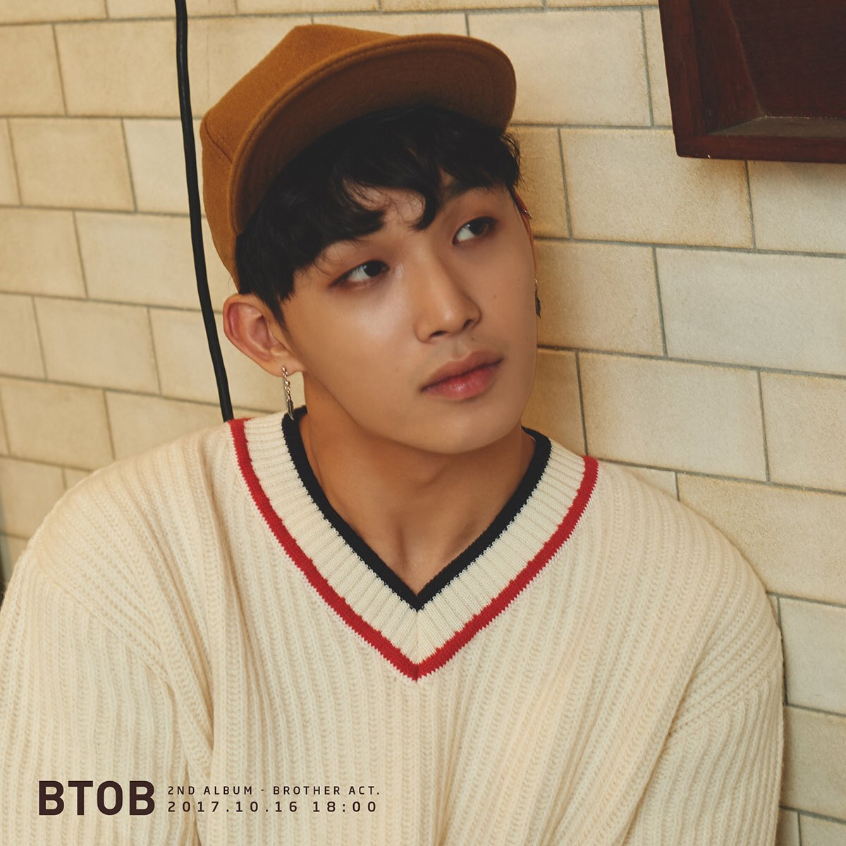 "Update: BTOB Previews Songs Off ""Brother Act."" With Audio ..."