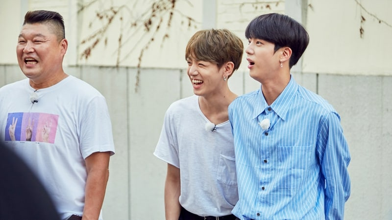 """Let's Eat Dinner Together"""" Episode Featuring BTS's Jin And"""