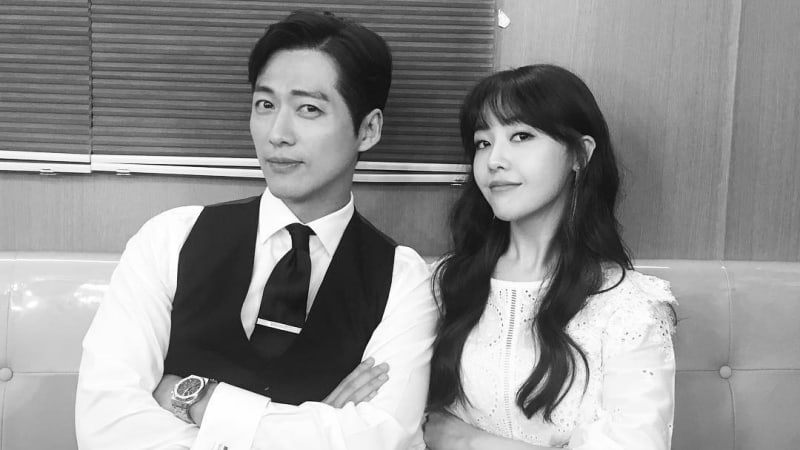 Namgoong Min Reunites With Former Dear Fair Lady Kong Shim Co-Star, Girls Days Minah