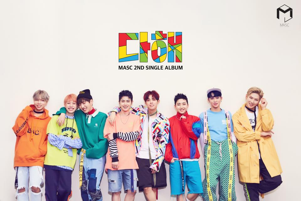 """Watch: MASC Previews Comeback As 8-Member Group With """"Do It"""" MV Teaser And Photos"""