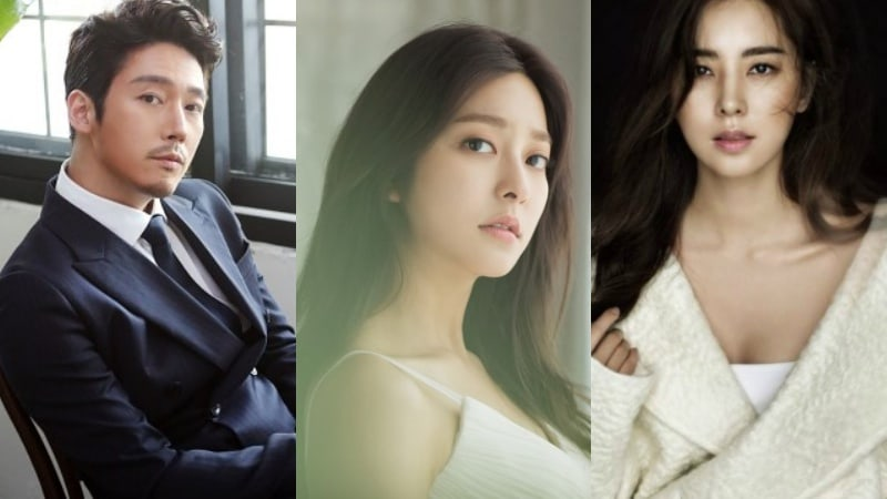 Park Se Young Confirmed To Replace Han Chae Ah In MBC Drama With Jang Hyuk