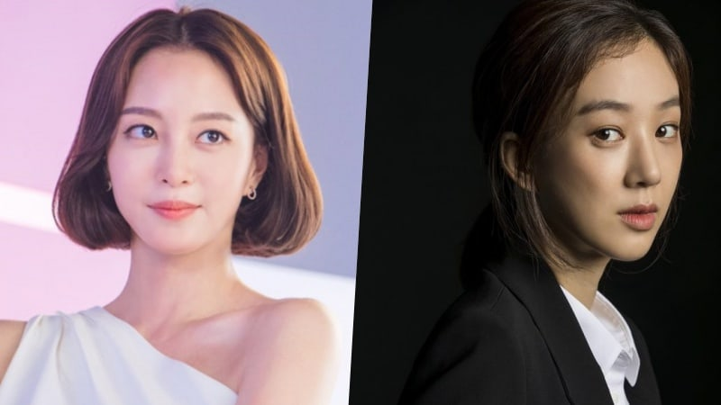 Han Ye Seul Reveals How She And Jung Ryeo Won Reacted To Becoming Monday-Tuesday Drama Competitors