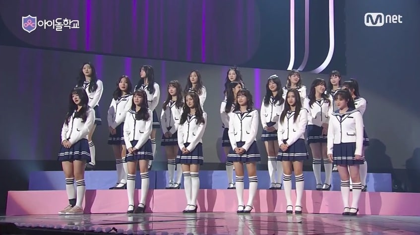 """Idol School"" Announces Top 9 To Debut In New Girl Group + Group Name In Live Finale"