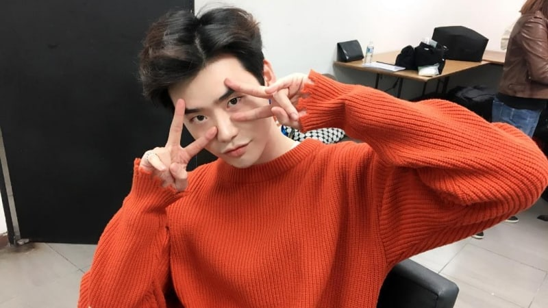 Lee Jong Suk Reaches 10 Million Followers On Instagram