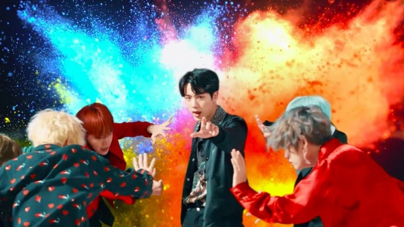 """BTS's """"DNA"""" MV Hits 70 Million Views In Record Time For K-Pop Groups"""