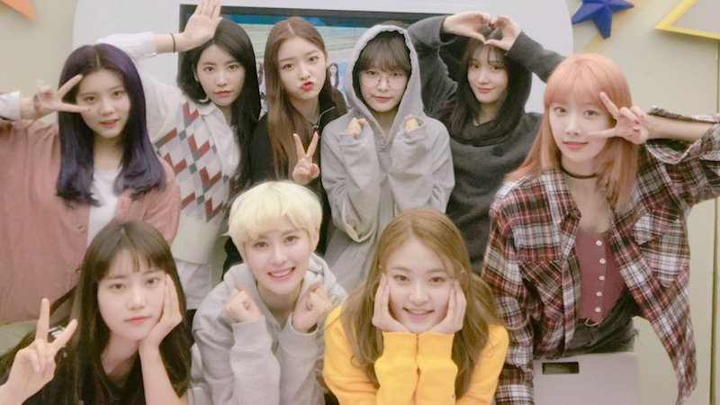 "DIA Shows Heartfelt Support For Yebin And Somyi Ahead Of Their Appearance On ""The Unit"""