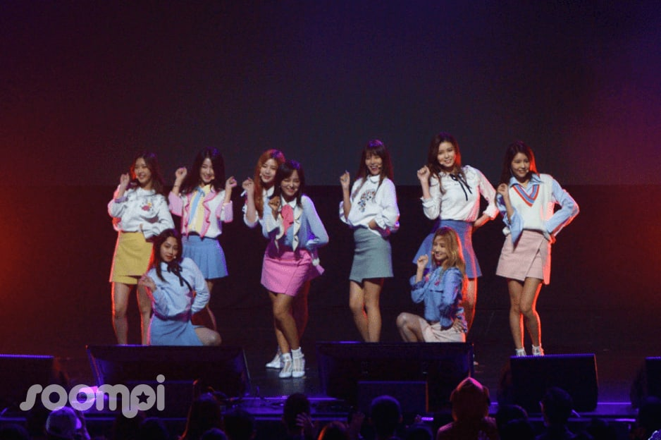 Exclusive: Step Into Wonderland At gugudan's Very First Overseas Fan Meet