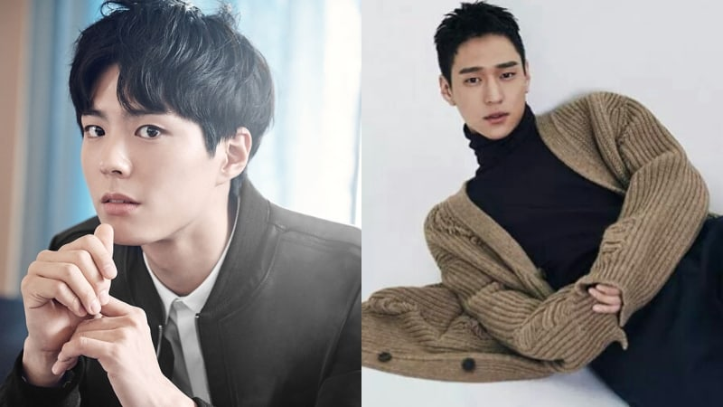 Park Bo Gum And Go Kyung Pyo Go Traveling Around United States And Canada