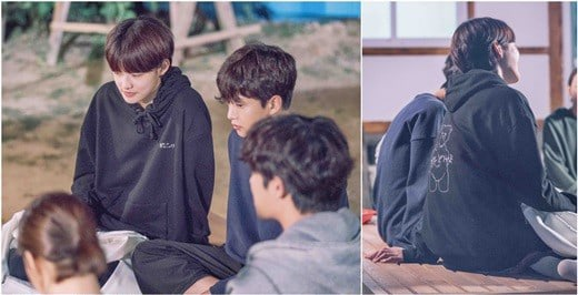 """Romance Blooms Between Choi Ara and Kim Min Suk In New """"Age Of Youth 2"""" Stills"""