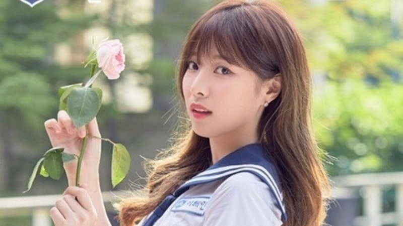 "Lee Hae In Writes A Heartfelt Letter To Fans After The Final Episode Of ""Idol School"""