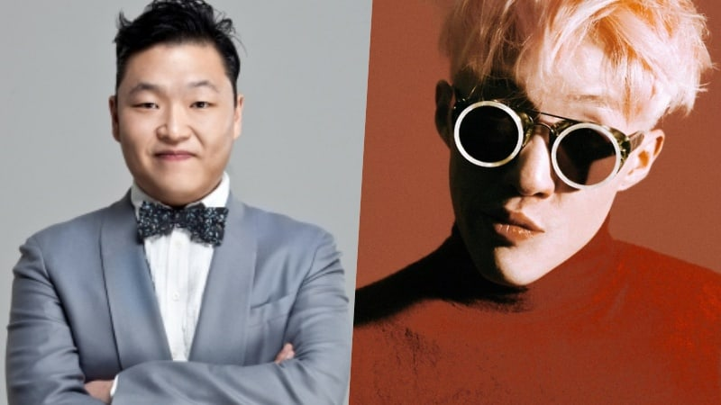 Psy Revealed To Have Personally Offered To Be Guest Singer At Zion.T's Upcoming Concert