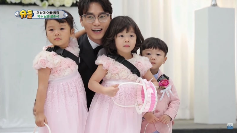 """10 Adorable Child & Staff Interactions From """"The Return Of Superman"""" To Brighten Your Day"""