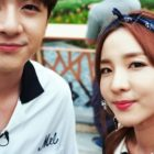 """Sandara Park Posts Cute """"Failed Selfies"""" With Her Brother Thunder"""