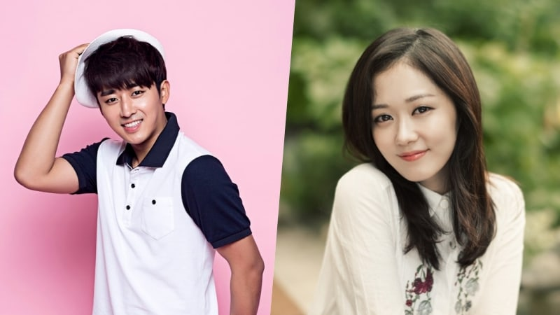 "Son Ho Jun Talks About Being Nervous During Kiss Scene With Jang Nara In ""Go Back Spouses"""
