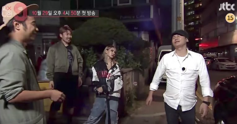 "Watch: CL, Yang Hyun Suk, And Noh Hong Chul Go The Extra Mile In New Teaser For ""MIXNINE"""