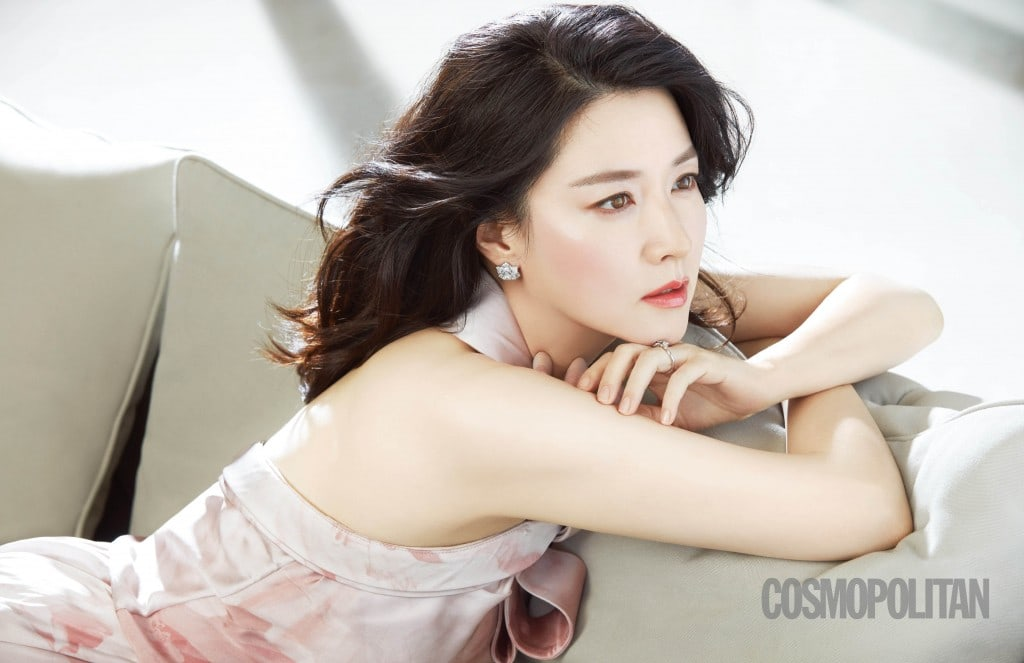 Lee Young Ae Confirmed To Appear In New Espionage Melodrama