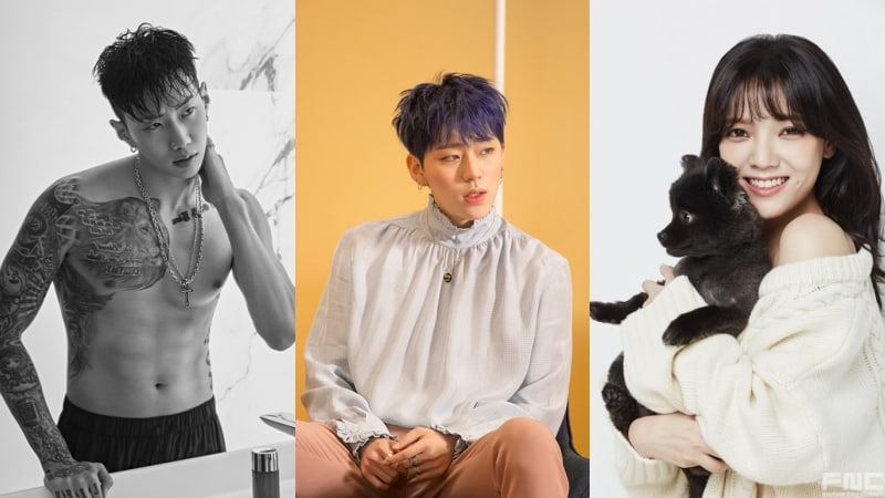 Korean Artists Who Show Love For Their Fans Through Tattoos