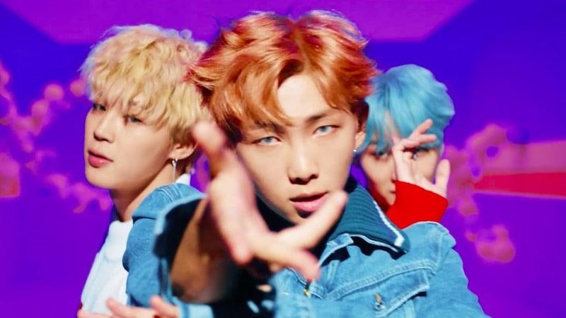 "BTS's ""DNA"" Becomes Fastest K-Pop Group MV To Reach 80 Million Views"